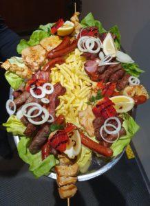 Mix Grill-Platte